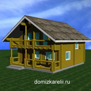 Проект дома №9.